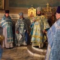 Епископ Мариинский и Юргинский Иннокентий совершил богослужения в томских храмах