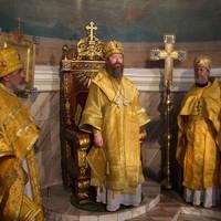 Два томских храма - Петропавловский собор и церковь Петра и Павла микрорайона Спичфабрики празднуют свой престольный день