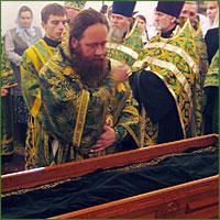 2 февраля совершается память святого праведного Феодора Томского