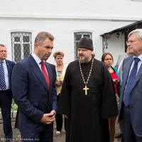 Павел Астахов посетил томский Богородице-Алексиевский монастырь