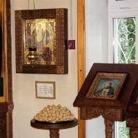 В Серафимовском храме Северска совершена архиерейская служба