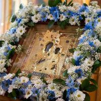 В Томске положили начало празднованию годовщины второго обретения чудотворной Богородской иконы Богородицы «Смоленская - Одигитрия»