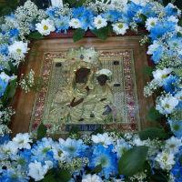 В Шегарском районе прошли  богослужения по случаю  годовщины Второго обретения Богородской иконы Пресвятой Богородицы