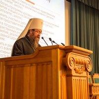Митрополит Ростислав: Нам удалось создать систему эффективного взаимодействия в интересах духовно-нравственного воспитания и развития молодого поколения области