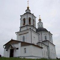 Спасский храм отметил свое 215-летие