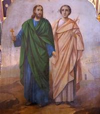 В праздник святых мучеников Флора и Лавра митрополит Ростислав совершил Литургию в Богородице-Алексиевском монастыре