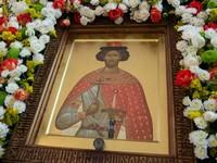 Архиереи Томской митрополии совершили Божественную литургию в день престольного праздника в храме святого благоверного князя Александра Невского г. Томска