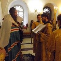 Празднование юбилеев города и области в Томске началось с благодарственного молебна
