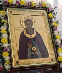 24 сентября в Томск будет принесена чтимая икона преподобного Сергия Радонежского