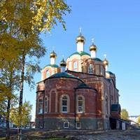 В Копашево состоялось великое освящение Вознесенского кафедрального собора