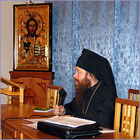 Состоялось ежегодное Епархиальное собрание