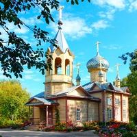 Митрополит Ростислав совершил архипастырский визит в Первомайский район