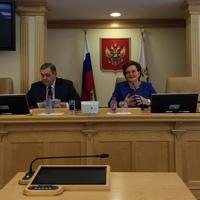 Представитель Томской епархии принял участие во встрече председателя Законодательной Думы Томской области с членами Общественной Палаты