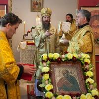 Приход в Академгородке отметил десятилетие литургической жизни