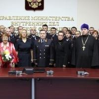 Представитель Томской епархии принял участие в приведении к присяге сотрудников управления внутренних дел