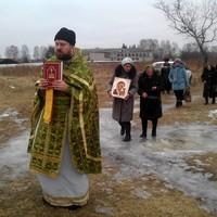 Престольный праздник в селе Баткат