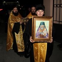 В Томск принесены мощи святителя Иоанна Шанхайского и Сан-Францисского Чудотворца