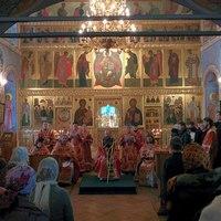 В Томске совершена Литургия по древнему чину