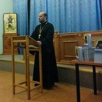 В ТДС состоялась встреча с представителем Московского Фонда святителя Иоанна Шанхайского и Сан-Францисского чудотворца