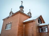 Митрополит Ростислав совершил Божественную литургию в Турунтаево