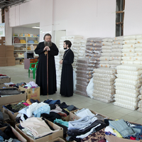 Церковь собрала свыше 56 миллионов рублей на помощь беженцам с Украины