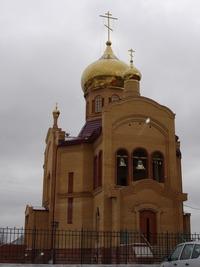 Митрополит Ростислав совершил Литургию в с.Новониколаевка