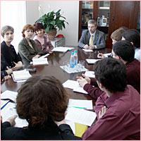 Состоялось очередное заседание оргкомитета по подготовке XVII Духовно-исторических Кирилло-Мефодиевских чтений.