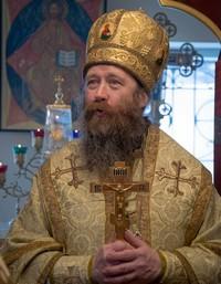 Митрополит Ростислав совершил Божественную литургию в с.Семилужки в день памяти святителя  Николая Чудотворца