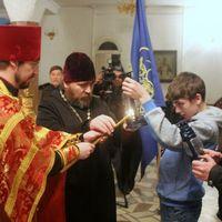 Вифлеемский огонь мира и дружбы будет доставлен в Томск