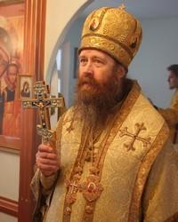 Митрополит Ростислав совершил Божественную литургию в селе Рыбалово