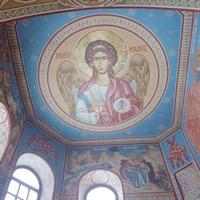 К празднику Рождества Христова завершена роспись Иоанно-Предтеченского придела Петропавловского собора