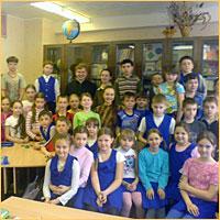 18 апреля в гимназии № 56 г. Томска прошла олимпиада «Духовная  культура  Отечества»