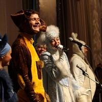 В Театре Драмы прошла епархиальная  Рождественская ёлка