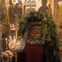 Всенощное бдение Рождества Христова (фото)