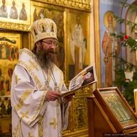 В Светлый праздник Рождества Христова во всех храмах Томской епархии совершались праздничные богослужения