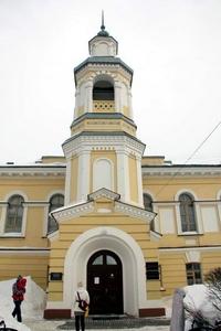 Благочинный г. Томска поздравил горожан на Рождественском концерте хора «Глория»