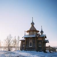 В Вознесенском храме Руян-города в день Рождества Христова совершена Литургия