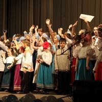 Ученики двенадцати воскресных школ Томска и Северска выступили на концерте Рождественского фестиваля