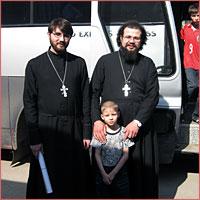 24 апреля 2007г. состоялась благотворительная поездка воспитанников детского дома № 4 в город Новосибирск