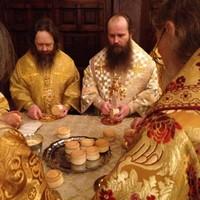 Архиереи Томской митрополии приняли участие в праздновании 6-летия интронизации Святейшего Патриарха Кирилла