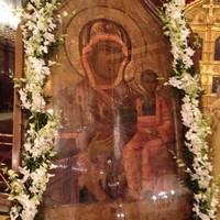 Смоленская икона «Одигитрия» в Москве впервые будет выставлена без оклада