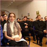 Состоялась III ежегодная богословская студенческая конференция «Церковь в эпоху глобализации»