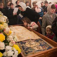 Томичи празднуют память святого старца Феодора