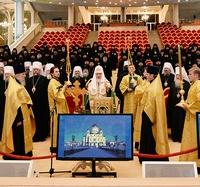 Митрополит Томский и Асиновский Ростислав принял участие в Архиерейском Совещании Русской Православной Церкви