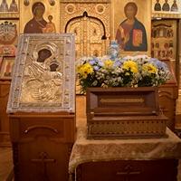 Всенощное бдение в канун празднования в честь Иверской иконы Пресвятой Богородицы и памяти святителя Макария (Невского)