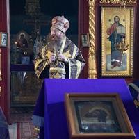 Престольный праздник молитвенно отметили в Предтеченском приделе Петропавловского собора