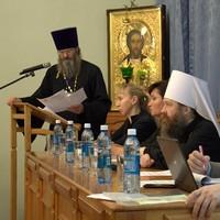 В Томске началась работа IV Социальной епархиальной конференции
