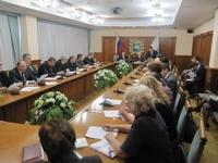 В заседании Антинаркотической комиссии по Томской области принял участие преставитель Томской епархии