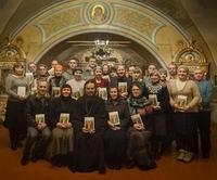 В Воскресенской церкви состоялся вечер «Моя любимая православная книга»