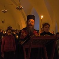 «Мариино стояние» в Богоявленском соборе